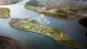 LEGOLAND Korea Resort Rendering