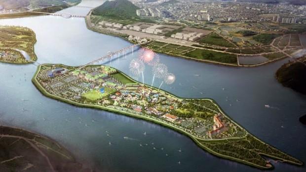 LEGOLAND Korea Resort Rendering