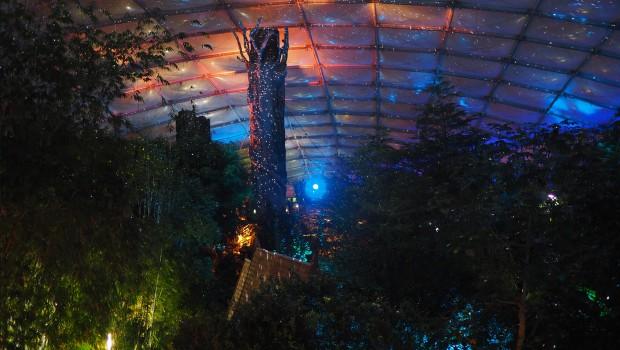 Magisches Lichterfest Zoo Leipzig