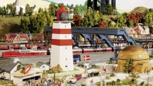Miniatur Wunderland Hamburg Dänische Südsee Dünen