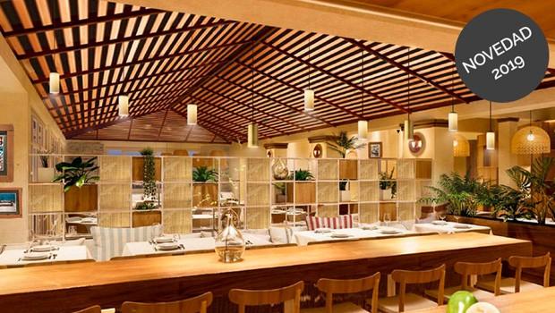 PortAventura Hotel Bar Port Regata Indoor 2019 neu