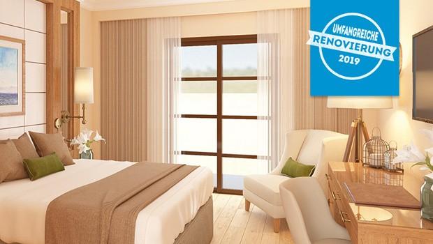 Portaventura Hotel Standardzimmer 2019 Rendering