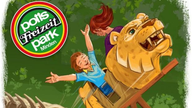 potts park Säbelsaurus neu 2019