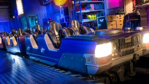 Rock'n'Roller Coaster Disneyland Paris Zug