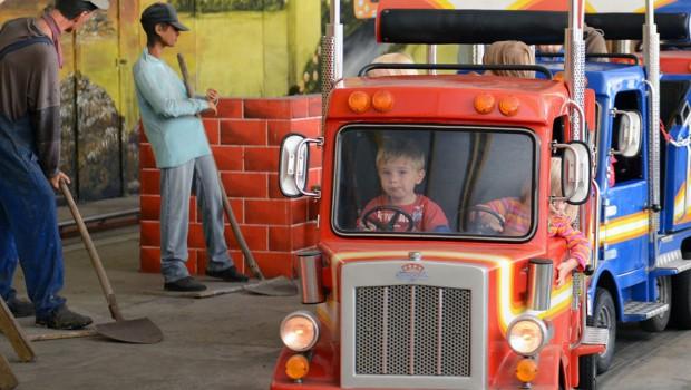 Schwaben-Park Kinder-Trucks