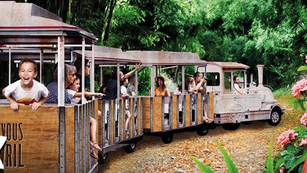 Terra Botanica Le Petit Train du Végétal neu 2019
