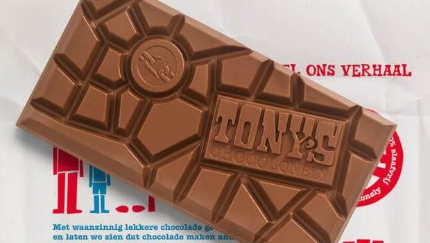 Tony's Chocolonely Schokolade