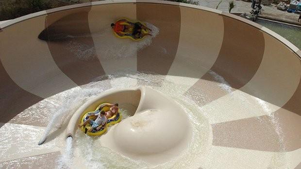 ProSlide Wasserrutsche Cannon Bowl 40