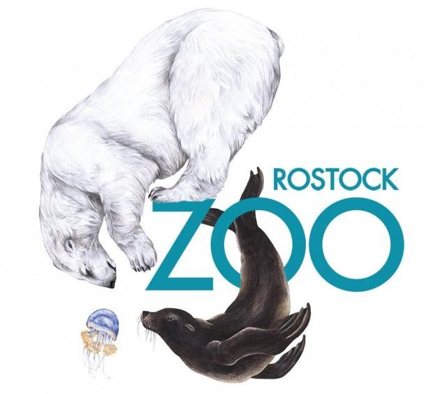 Zoo Rostock Logo 2019 neu