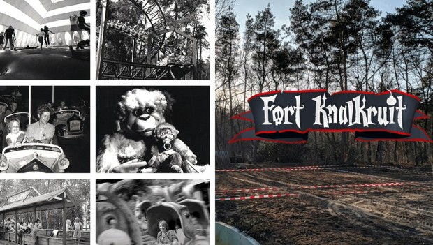 Avonturenpark Hellendoorn Fort KnalKruit neu 2019