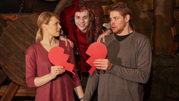 Berlin Dungeon Anti-Valentinstag
