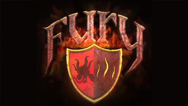 Bobbejaanland Fury Achterbahn Logo