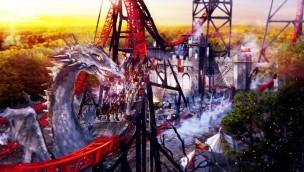 """""""Fury"""" wird Achterbahn-Neuheit 2019 in Bobbejaanland: So wird das Themengebiet gestaltet!"""