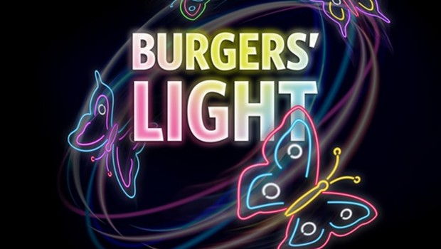 Burgers' LIght 2019 Schmetterlinge