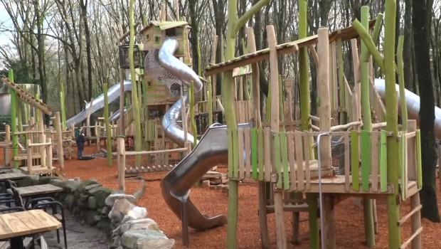 Burgers' Zoo Abenteuerspielplatz Übersicht