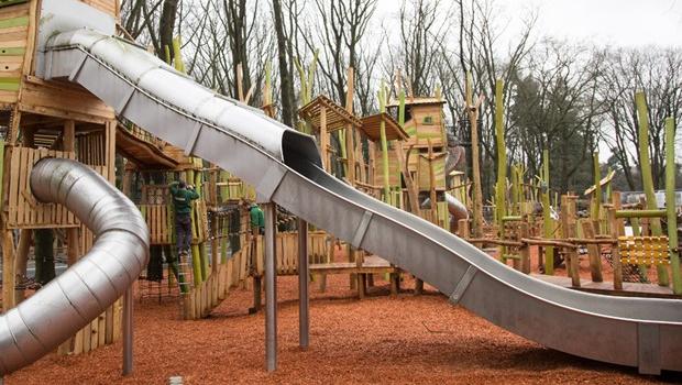 Burgers Zoo Abenteuer Spielplatz