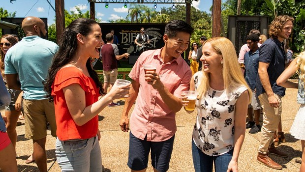 Busch Gardens Tampa Year of Beer (Bierfest)