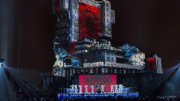 Disneyland Paris Star Wars: Eine galaktische Feier (Show)