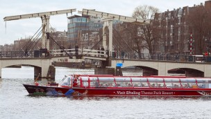 Efteling-Boot in Amsterdam 2019