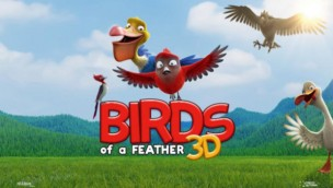 Faunia Birds of a Feather 3D-Film