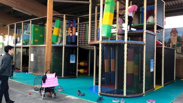 Freizeitpark Lochmühle Indoor Parcours