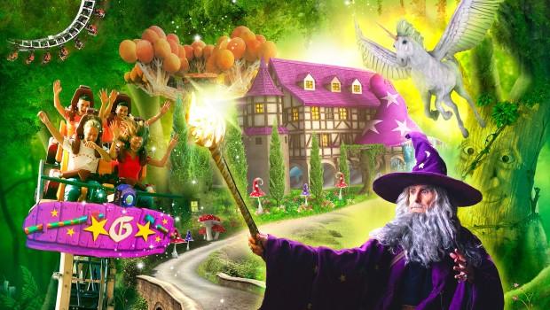 Gardaland Year of Magic 2019 Key Visual