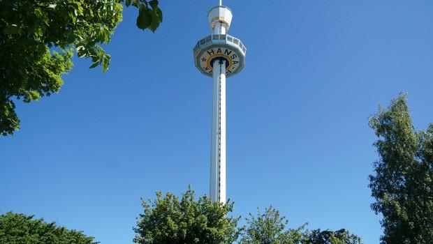 Hansa-Park Aussichtsturm Holstein-Turm