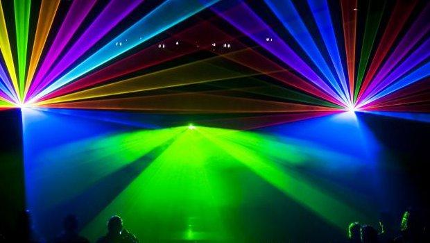 Hansa-Park Laser- und Special-Effects-Show neu 2019