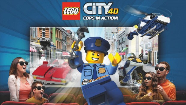 LEGO City 4D Cops in Action
