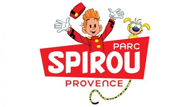 Parc Spirou Logo mit Marsupilami