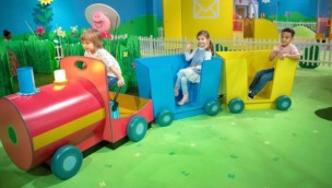 Peppa Pig World of Play Bahn