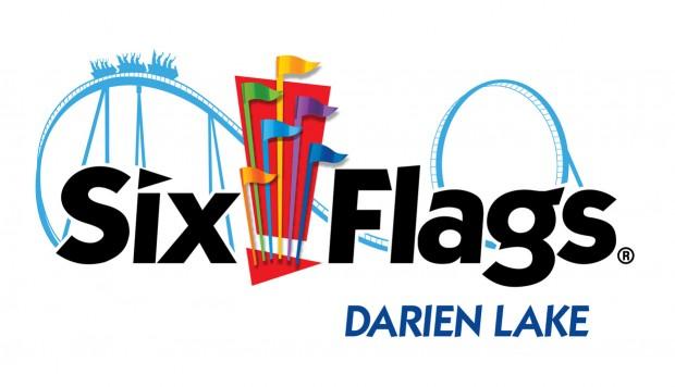Six Flags Darien Lake Logo