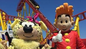 Marsupilami wird 2019 prominenter in französischem Freizeitpark Parc Spirou