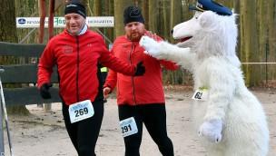 Eisbärenlauf 2019 in Rostock führt wieder durch den Zoo