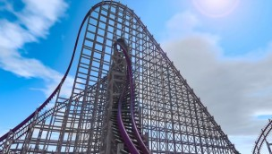 """Busch Gardens Tampa baut """"Gwazi"""" zu rekordbrechender Hybrid-Achterbahn für 2020 um"""