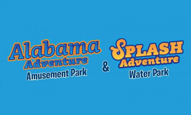 Alabaa Adventure SPlash Adventure Logos