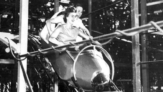 Arnolds Park WIld Mouse ANkündigung