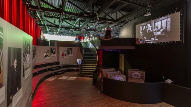 Bavaria Filmstadt Atelier Etagen