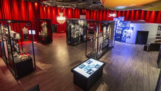 Bavaria Filmstadt Atelier Exponate