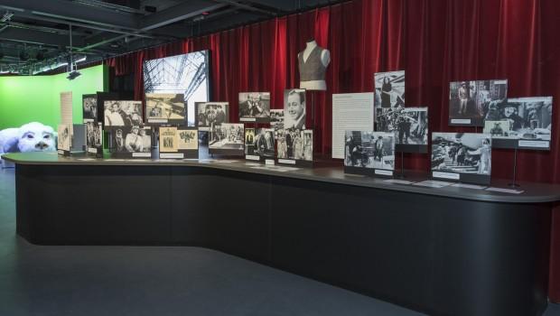 Bavaria Filmstadt Atelier Informationen