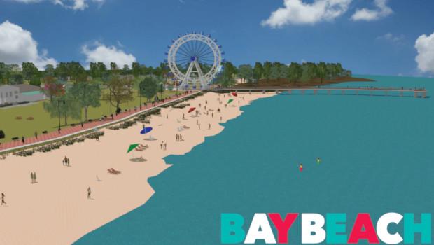 Bay Beach Riesenrad The Big Wheel