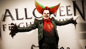 Eddie der Clown - Walibi Holland Fright Nights