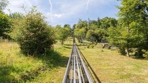 """Sommerrodelbahn """"Eifel-Coaster"""" im Eifelpark 2019 bereits am Wochenende vor Saisonstart geöffnet"""