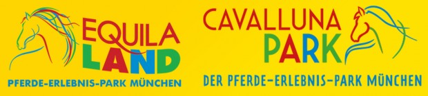 Equilaland Cavalluna Park neues Logo vergleich