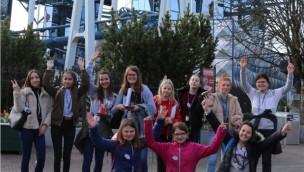 Berufsorientierung zwischen den Achterbahnen: So war der Girls' Day 2019 im Europa-Park