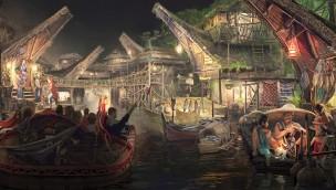 Europa-Park Piraten in Batavia 2020 Artwork