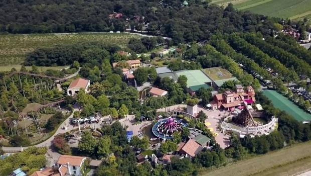 Familypark am Neusiedlersee Luftaufnahme