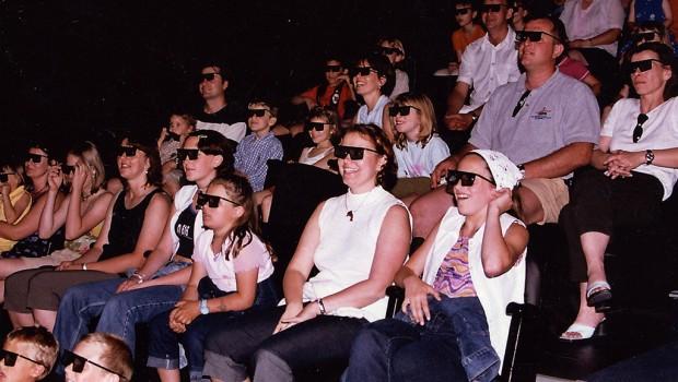 Fantasiana 4D-Kino Brille