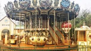 Festyland eröffnet 2019 zweistöckiges Steampunk-Karussell als Neuheit