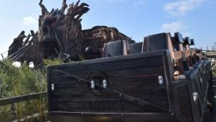 """""""Colossos"""" kehrt 2019 zurück: In diesen neuen Zügen findet der """"Kampf der Giganten"""" im Heide Park statt"""